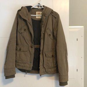 TNA military jacket